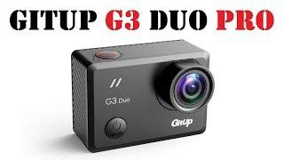 Обзор экшн камеры GitUp G3 DUO