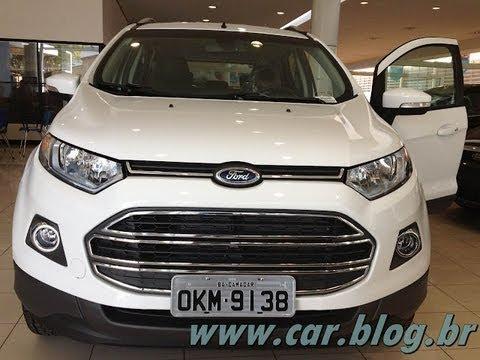 Novo Ford EcoSport 2013 - www.car.blog.br