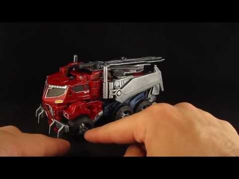 Transformers Custom Beast Hunter Optimus Prime Review