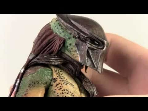 Predators Falconer Predator Neca Movie Action Figure Toy Review