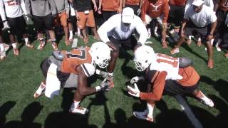 Longhorn Blitz: Bull ring [Aug. 10, 2014]