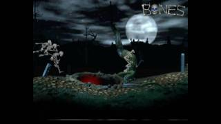 Mr. Bones [2/27] Level 1 - Grave Escape (Playthrough With Commentary)