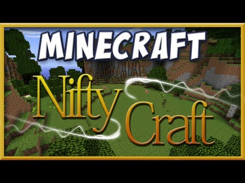 Minecraft - Niftycraft Mod Spotlight Music Videos