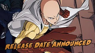 One Punch Man Season 2 Release Date Announced and Manga Reviews Incoming