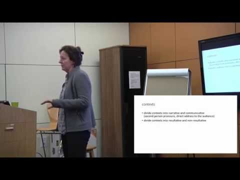 Anke Lüdeling: Diachronic Corpora and the Study of Language Change