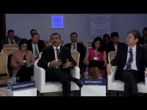 Strategic Shifts in Finance - World Economic Forum, China 2014 (Part 4)