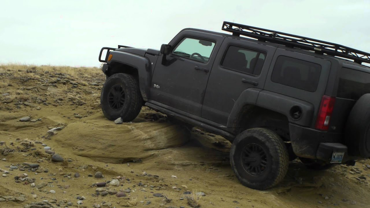 Jeep 3.5 Lift >> Jeep vs Toyota vs Hummer. OffRoad 4x4 - YouTube
