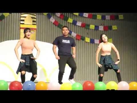 NAIMALAI THA CHAINA || MITHO MASH UP NEPALI  DANCE