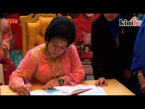 Audio Rosmah: Amboi mahalnya cat rambut!