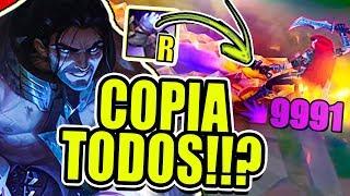 MITOS DO NOVO CAMPEÃO, SYLAS - (MYTHBUSTERS DO LOL)