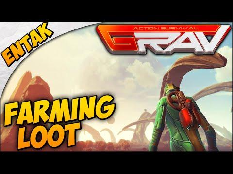 GRAV Gameplay ➤ Easy Farming Trick For Items [Level 15]