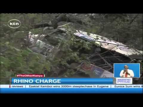 Ian Duncan shines in Rhino Charge