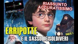 """download lagu Riassunto Accuratissimo Harry Potter """"erripotte E Il Sasso Deisoldiveri"""" gratis"""