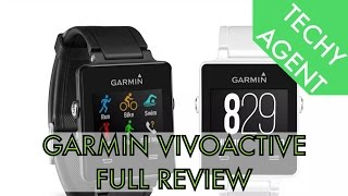 Garmin Vivoactive - Complete Review