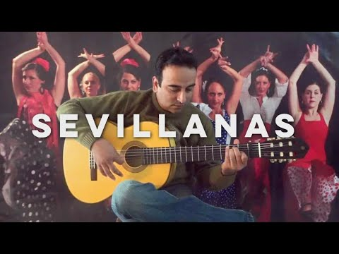 Juan Martin - Sevillianas