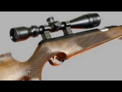 Top 10 air rifles 2012