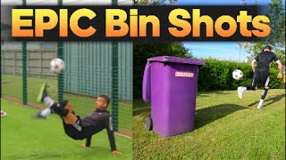 Amazing Bin Shots : Crazy Accuracy