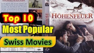 Top 10 Most Popular Swiss Movies of All Time