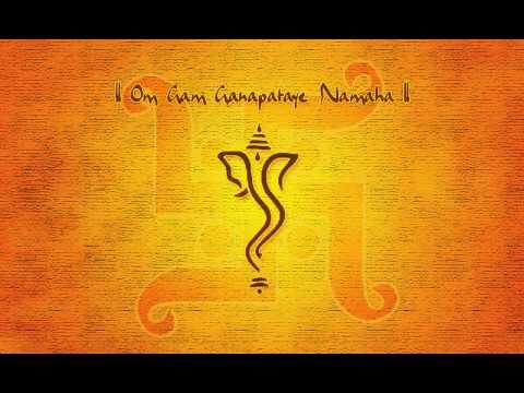 amazing power om gam ganapataye namaha chanting