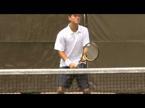 Tennis Tips | Brett Hobden - Track it to the Racquet