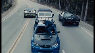 كيف تم تصوير Furious7 بعد وفاة بول ووكر؟