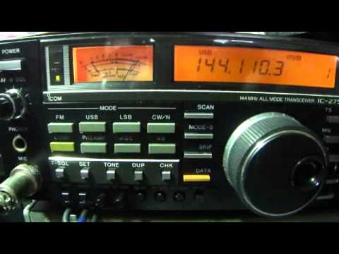 HAM RADIO  VHF 144MHZ SSB  BX2ACC TAIWAN CQ CQ