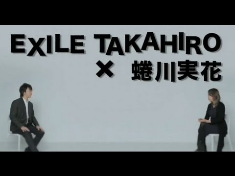 EXILE TAKAHIRO / 一千一秒 (Making) -short version-