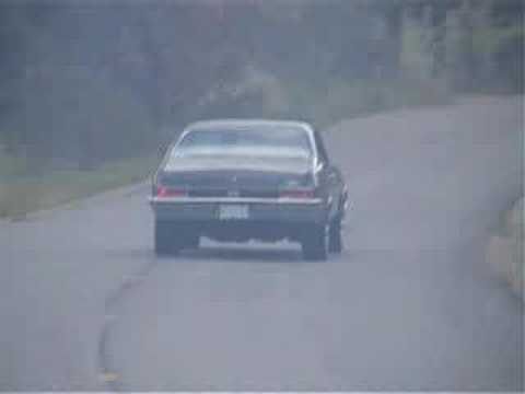 1970 Nova SS Burnout II Video