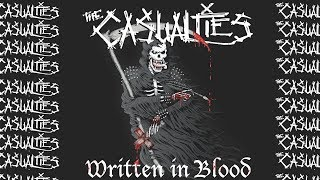 *NEW* The Casualties - Written In Blood (FULL ALBUM 2018)