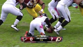 2012 - Falcons @ Redskins Week 5