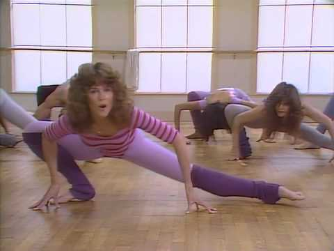 Jane Fonda -  Workout