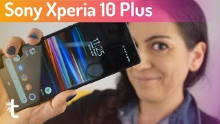 Sony Xperia 10 Plus: oltre ai 21:9 serve di più