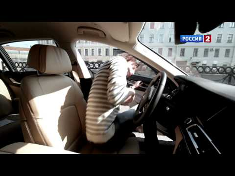 Тест-драйв BMW 7 Series 2013