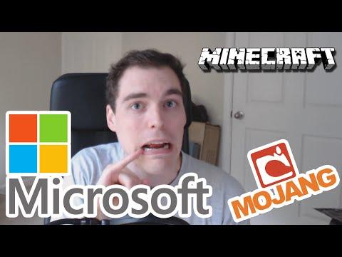 MICROSOFT BUYS MOJANG FOR $2.5 BILLION!
