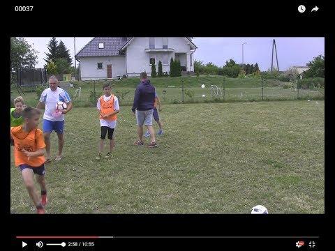 CZ6-Urodzinowy Turniej Szabełki Cup 2017-Kruszyn Arena-Pierwszy Meczyk Bayern (Gutek) vs Real  I poł