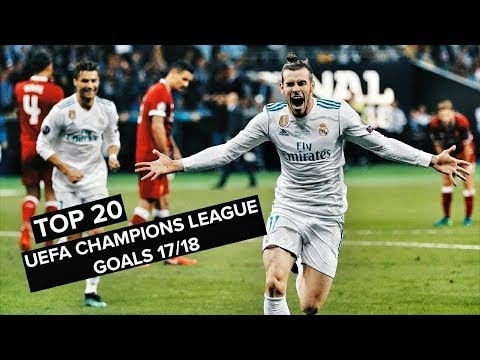 TOP 20 Champions League Goals of 2017/ 2018
