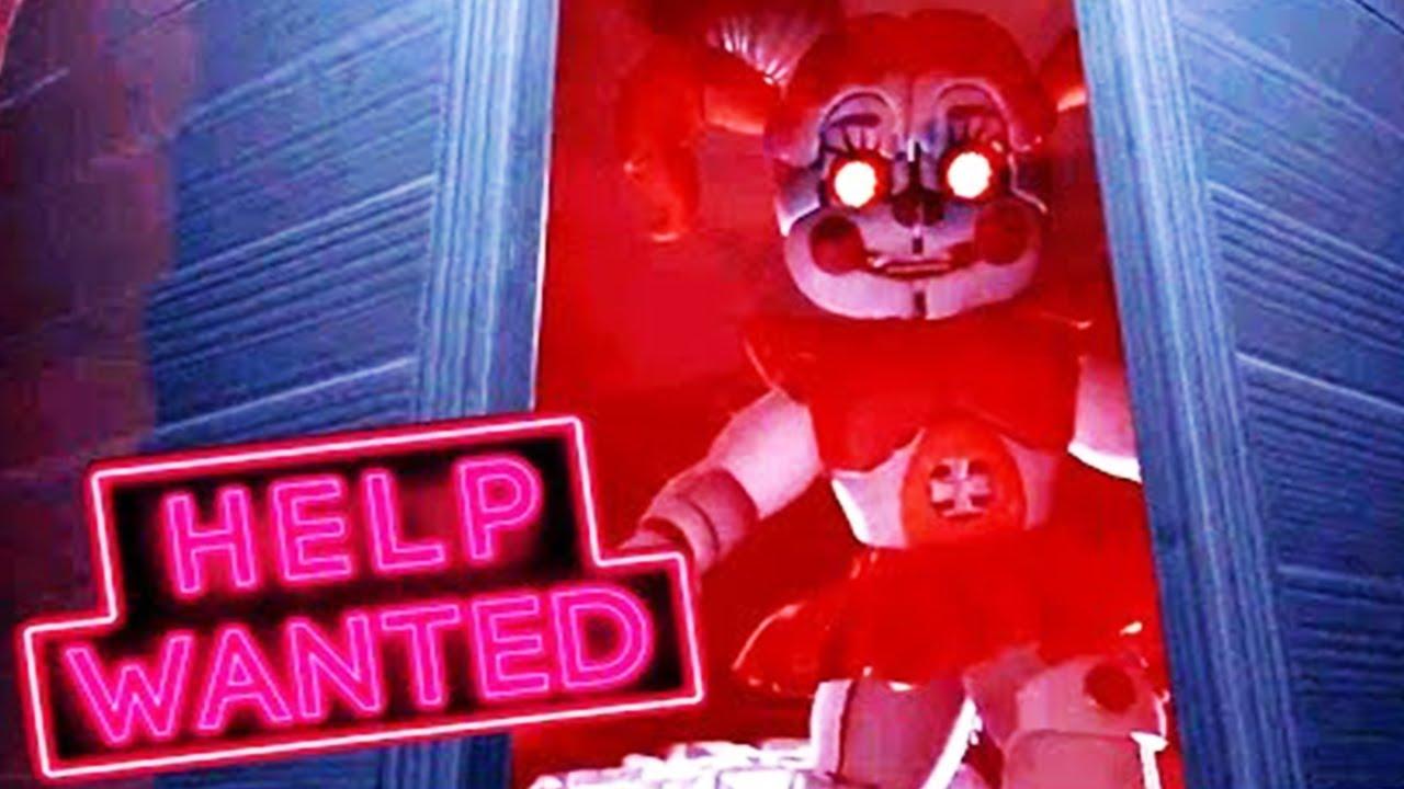 FNAF VR Help Wanted    ОФИЦИАЛЬНЫЙ ТРЕЙЛЕР ► ВСЯ ПРАВДА О ПК ВИАР ИГРЫ ФНАФ ◄ Five Nights At Freddys