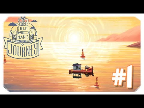 Old Man's Journey #1 Начало хорошего путешествия