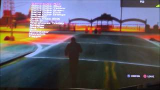 [GTA4] Simple Script Premium Menu v1 Gameplay