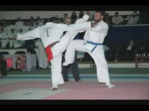 Sliedshow from: The 1st Kuwait Kyokushin Karate Tournament - men Image 1