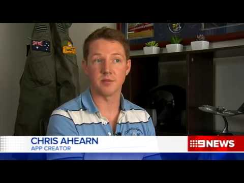 Travel Safe App - Channel 9 News Perth
