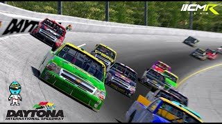 Pickup fun at Daytona!!