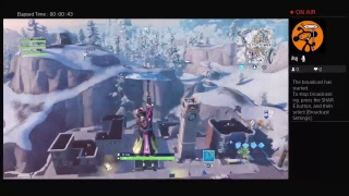Funny game with friends (fornite stream)