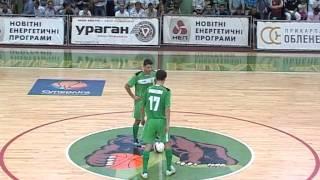 Ураган - Енергія - 4:3 (Суперкубок України-2011)