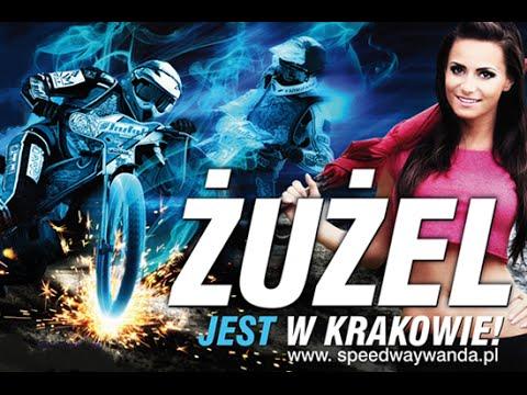 MalopolskaTV.pl - Żużel JEST W Krakowie