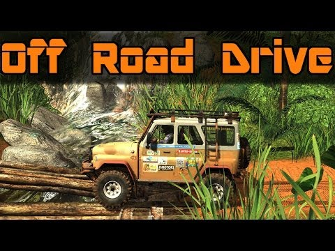 Tomcat Plays | Off Road Drive