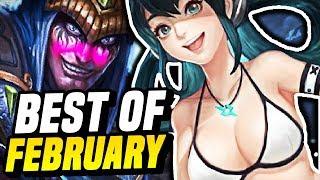 BEST OF MYTHYMOO FUNNY MOMENTS - February 2018