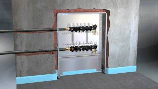Manifolds in Composite - HVAC