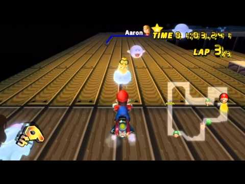 """Mario Kart Wii - - Online Races 73: """"I Am So Sorry..."""""""
