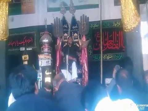 Azadari Channel's Live Chehlum Majalis-part 1